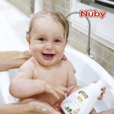 Nuby para la piel del bebé
