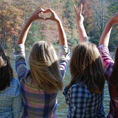 El embarazo, las amistades y los cambios de interés