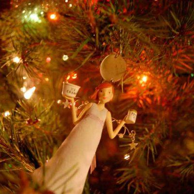 Las fiestas navideñas durante el embarazo y el postparto