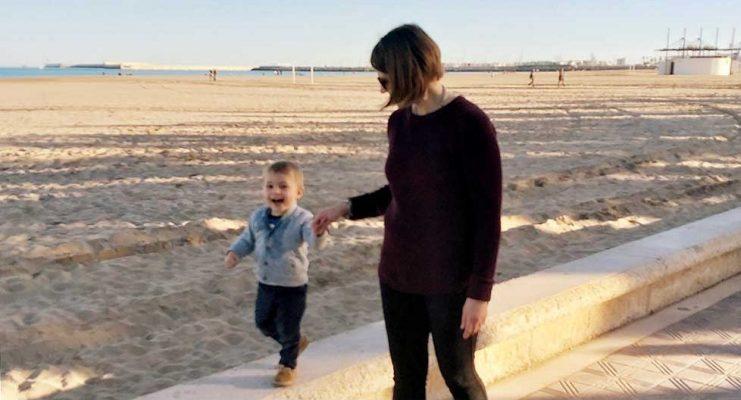 La separación de mamá y bebé