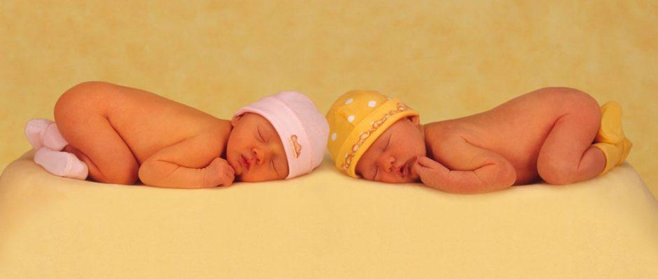 Planificar la llegada de gemelos
