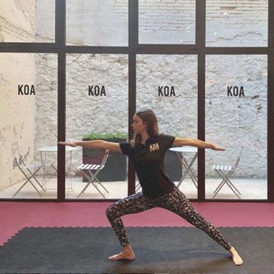 Prepara tu cuerpo con KOA