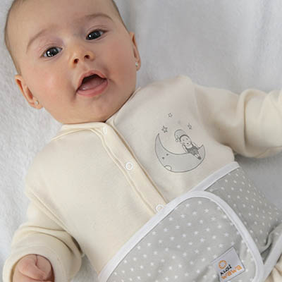Wawa Band para los cólicos del bebé