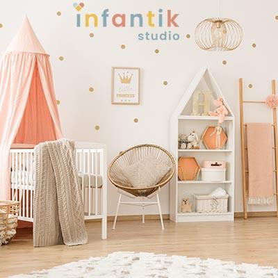 Habitación de ensueños con Infantik