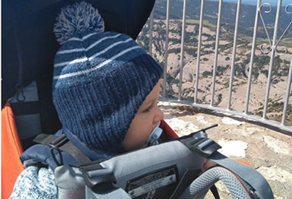 babyplanner mochila de montaña